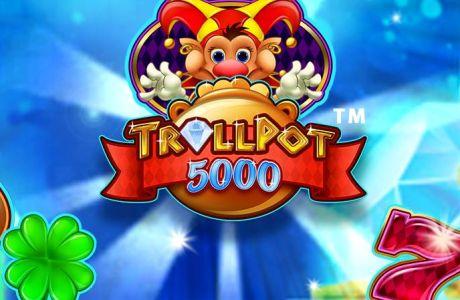 Τροχός Εκπλήξεων* στο Trollpot 5000™ στη Stoiximan!