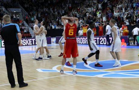 """Η Φινλανδία """"σκότωσε"""" στην εκπνοή την Ισπανία"""