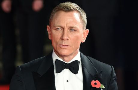 epa06552798 (FILE) - British actor/cast member Daniel Craig attends the world premiere of the new James Bond film 'Spectre' at the Royal Albert Hall in London, Britain, 26 October 2015 (reissued 22 February 2018). Daniel Craig turns 50 on 02 March 2018.  EPA/ANDY RAIN *** Local Caption *** 52330926