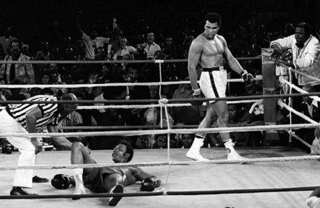 "The Rumble in the Jungle: H νύχτα που ο Μοχάμεντ Άλι έγινε και πάλι ""Βασιλιάς του Κόσμου"""
