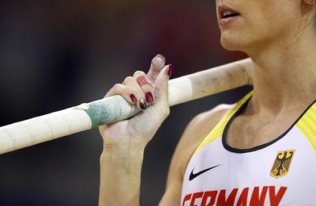 Καταρίνα Μπάουερ: η πρώτη αθλήτρια με απινιδωτή που θα αγωνιστεί σε Ολυμπιακούς