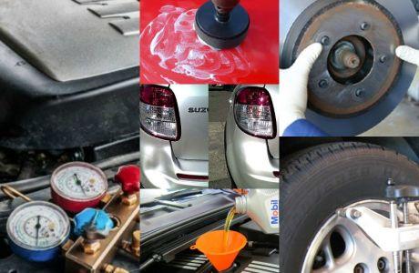 Μήπως το αυτοκίνητο σου θέλει συντήρηση;
