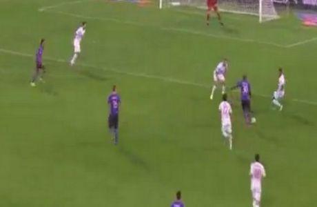 Ο Μπαμπακάρ το 1-0 επί της Ίντερ με τρομερό σουτ (VIDEO)