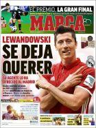 Η τελευταία ευκαιρία του Λεβαντόβσκι να παίξει στη Ρεάλ Μαδρίτης