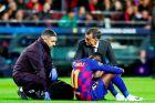 Ο πιο πρόσφατος τραυματισμός του Ντεμπελέ στο ματς με την Ντόρτμουντ για τους ομίλους του Champions League (27/11/2019).