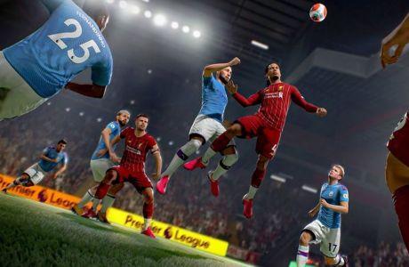 Στο FIFA 20 πετούσες φωτοβολίδες, αν σκόραρες. Στο FIFA 21 έγιναν όσα απαίτησε ο λαός και ξαναπαίζεις ποδόσφαιρο.