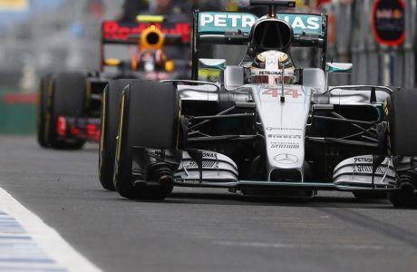 GP Αυστραλίας: Pole position για τον Hamilton!