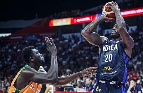 Ο Ρικάρντο Ράτλιφ είναι πλέον ένας εθνικός ήρωας για το μπάσκετ της Κορέας