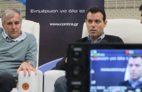 Συνέντευξη Ομπράντοβιτς-Ιτούδη στο Contra.gr (videos +photos)
