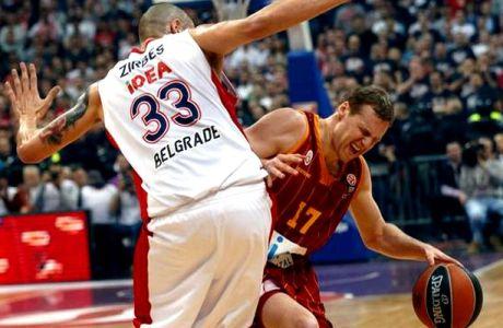 Aλωσε το Βελιγράδι η Γαλατασαράι, πρώτη νίκη για Μπασκόνια