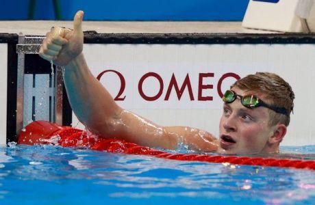 Παγκόσμιο ρεκόρ στα 100μ. πρόσθιο από τον Πίτι