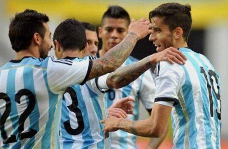 Σε καλό δρόμο η Αργεντινή, δυσκολεύτηκε η Ισπανία (VIDEO)