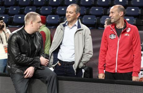 EUROLEAGUE / FINAL-4 / ÐÑÏÐÏÍÇÓÇ ÔÏÕ ÏËÕÌÐÉÁÊÏÕ (LATO KLODIAN / Eurokinissi Sports)