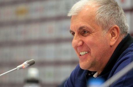 """Ο Ομπράντοβιτς ΑΠΑΙΤΕΙ: """"Σεβαστείτε τον Ολυμπιακό, σε γήπεδο και δρόμους"""""""