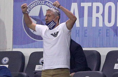Ο Γιώργος Σπανός ανακοίνωσε ότι στο φινάλε της σεζόν αποχωρεί από τον Ατρόμητο