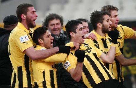 Ο Τζανετόπουλος το 3-0 για την ΑΕΚ επί του Ατρομήτου! (VIDEO)