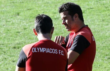 """Πήρε """"παίκτη"""" από τον Ολυμπιακό ο Σίλβα!"""
