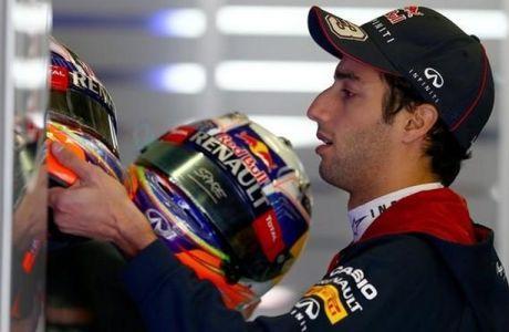 Ο Ricciardo στοχεύει σε βάθρο