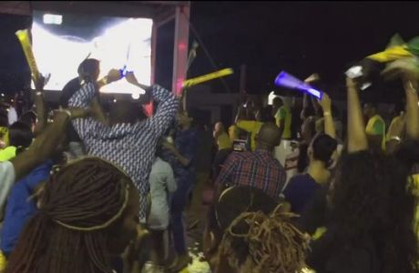 Οι ξέφρενοι πανηγυρισμοί Τζαμαϊκανών για Μπολτ