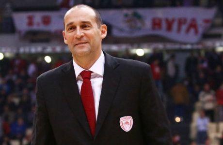 """Π. Αγγελόπουλος: """"Να μην ασχολείται ο κόσμος του Ολυμπιακού με άτομα που δεν αξίζουν"""""""