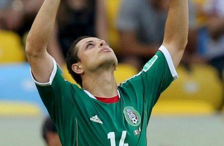 Το 3-0 του Μεξικού