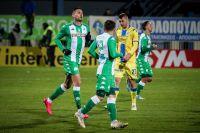 Ο Φεντερίκο Μακέντα του Παναθηναϊκού πανηγυρίζει γκολ που σημείωσε στην αναμέτρηση με τον Αστέρα Τρίπολης για τη Super League 1 2019-2020 στο 'Θεόδωρος Κολοκοτρώνης', Σάββατο 22 Φεβρουαρίου 2020