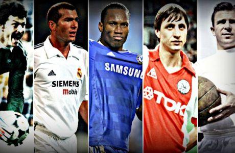 Οι 10 πρωταγωνιστές των τελικών του Champions League