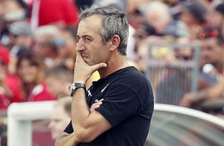 Ο Μάρκο Τζιαμπάολο δεν είναι πια προπονητής της Μίλαν