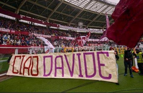 """Οι οπαδοί της Τορίνο """"κάρφωσαν"""" τους παίκτες με δύο πανό!"""