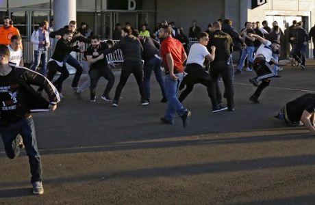 Το κύμα του χουλιγκανισμού: 7 πρόσφατα περιστατικά 'πολέμου'
