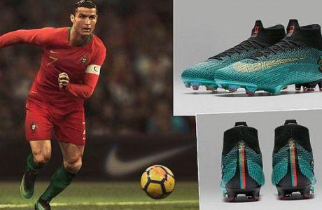 Τα νέα παπούτσια του Κριστιάνο είναι φουλ... Πορτογαλία!