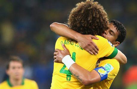 Το γκολ της Βραζιλίας (VIDEO)