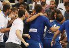 Ελλάδα - Σερβία: Όταν το ΟΑΚΑ μετατράπηκε σε ρινγκ (VIDEO+PHOTOS)