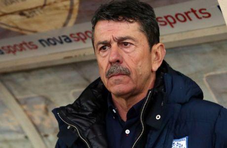 Τα λέει με Πετράκη ο Χριστοβασίλης, θέλουν νίκη στη Λεωφόρο