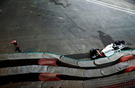 Νέο κιβώτιο για Grosjean
