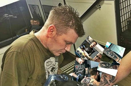 """Βράνιες και Λιβάγια """"χτύπησαν"""" νέα tattoos στο... φακό του Contra.gr"""