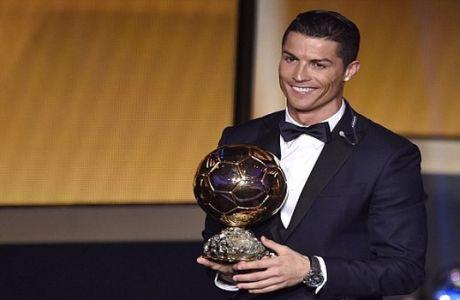 """Ρονάλντο: """"Θέλω να παίζω σε υψηλό επίπεδο για άλλα 7 χρόνια"""" (VIDEO)"""