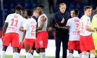Ο προπονητής της Παρί Σεν Ζερμέν, Τόμας Τούχελ, δίνει συγχαρητήρια σε παίκτες της Ρεμς έπειτα από αναμέτρηση για τη Ligue 1 2019-2020 στο 'Παρκ ντε Πρενς', Παρίσι, Τετάρτη 25 Σεπτεμβρίου 2019