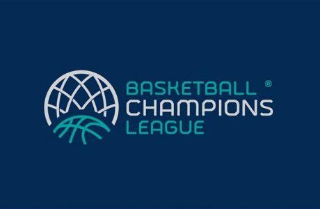 Επισημοποιήθηκε η συμμετοχή των ελληνικών ομάδων στο FIBA Champions League