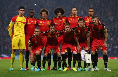 Αλλαγή της τελευταίας στιγμής στην αποστολή του Βελγίου