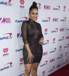 La La Anthony attends Z100's iHeartRadio Jingle Ball at Madison Square Garden on Friday, Dec. 9, 2016, in New York. (Photo by Charles Sykes/Invision/AP)