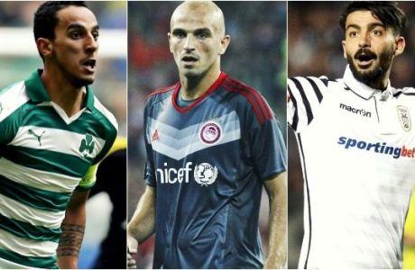 Οι πιθανοί αντίπαλοι των ελληνικών ομάδων στα πλέι οφ του Europa League