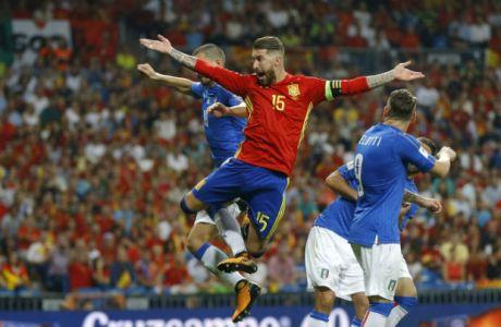 Ποια Καταλονία; Άλλο θέμα θίγει το εθνικό φρόνημα του Ράμος!