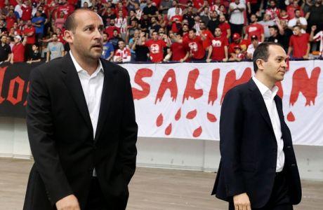 """Αγγελόπουλοι: """"Κανένας παίκτης στην Εθνική. Αρρωστος Παναθηναϊκός ο Βασιλακόπουλος"""""""