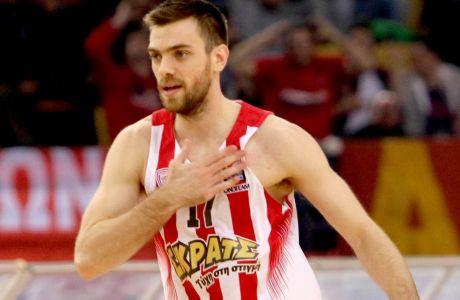 Ολυμπιακός - Ρεάλ 99-84