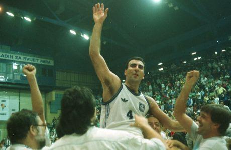 Ευρωμπάσκετ '89: Όταν είδαμε τον καλύτερο Γκάλη