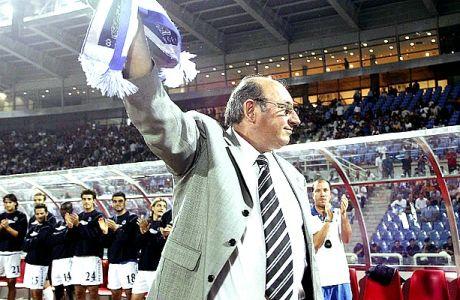 Σέρτζιο Μαρκαριάν, ο βασικός υποψήφιος για την Εθνική Ελλάδας