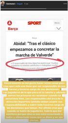 Λιονέλ Μέσι: Ο 'μουγκός' μίλησε και αυτό είναι τρομακτικό για την Μπαρτσελόνα