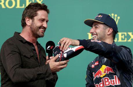 Το F1 Vlog του Circuit of the Americas