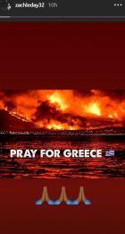 Εξακολουθεί να θρηνεί ο αθλητικός κόσμος για την τραγωδία στην Αττική